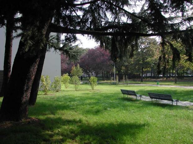 Vista lato sud