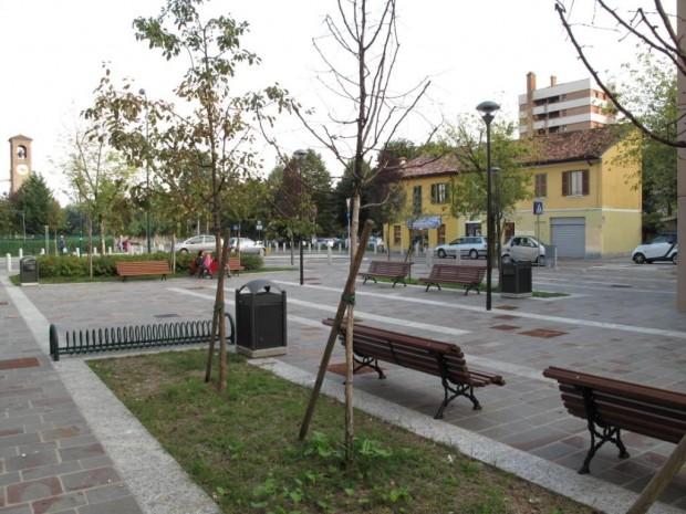 Riqualificazione Piazza San Matteo