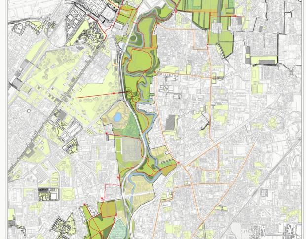 Linee guida di assetto territoriale - Area centro