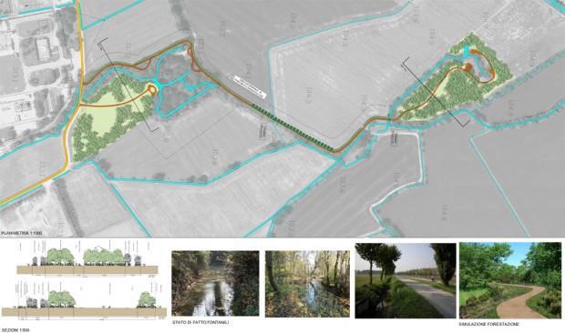 Progetto speciale 3: Riqialificazione fontanili Rile Settala