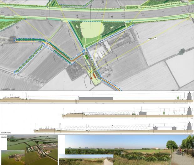 Progetto speciale 3: Riqualificaizone area Oratorio di Rossate
