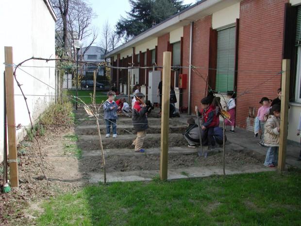 2003 Materna Marelli - Orto scolastico