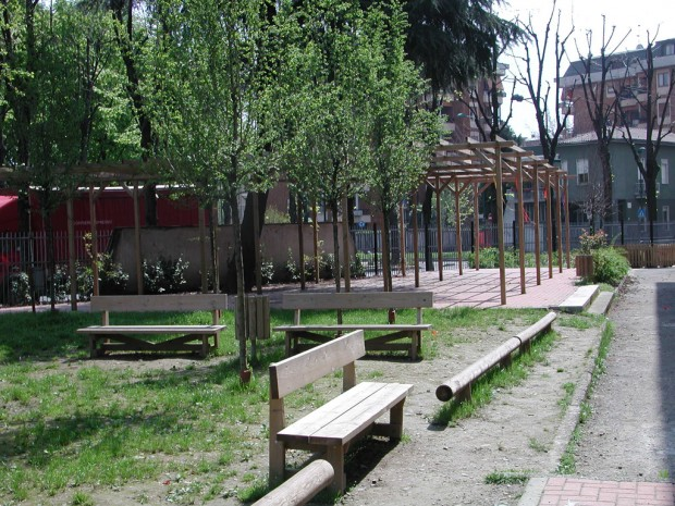 2005 Elementare XXVAprile - Pergolato
