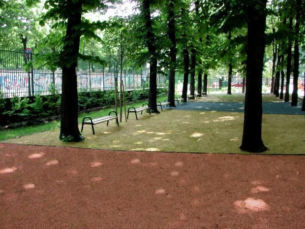 2005 Plesso Galli Breda. Ghiaie colorate