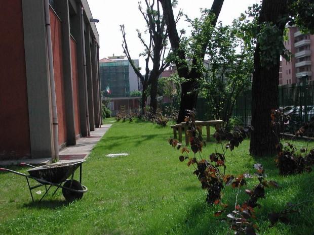 2005 Plesso Galli Breda.Percorso vita