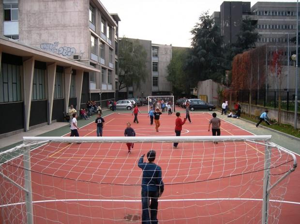2007 Plesso Breda-Forlanini - Area gioco