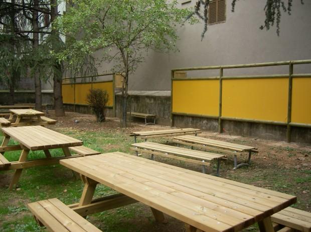 2007 Plesso Breda-Forlanini - Didattica all'aperto