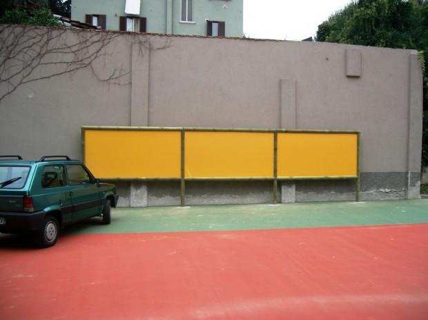 2007 Plesso Breda - Forlanini Pannello didattico