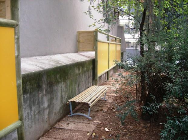 2007 Plesso Breda - Forlanini Parete Attrezzata