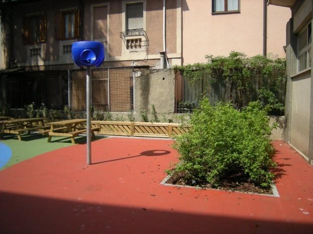 2008 Scuola elementare Oriani. Canestro
