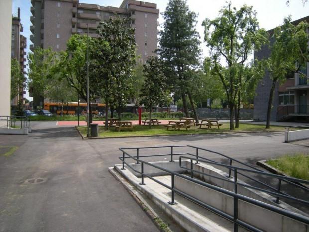 2008 Scuola elementare Pascoli. Didattica all'aperto